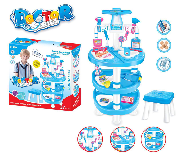 Doctor Series Set 37 PCS