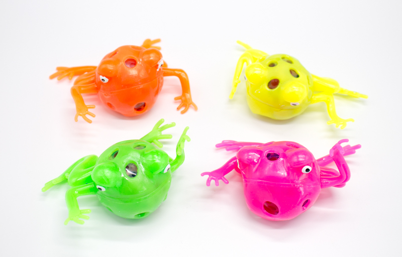Frog Angerball Stress Release Ball