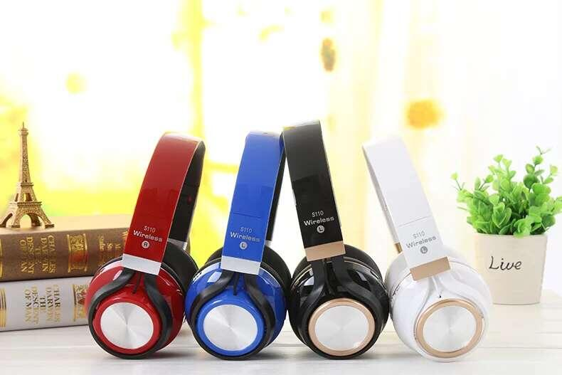 HD Wireless Kopfhörer Bluetooth Stereo Headset