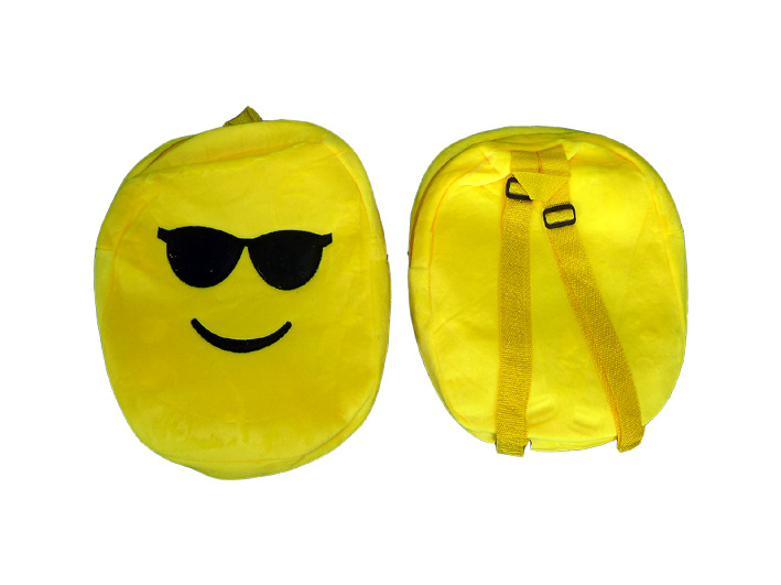 "Smiley Rucksack Emoticon "" Mix "", 32cm x 23cm"