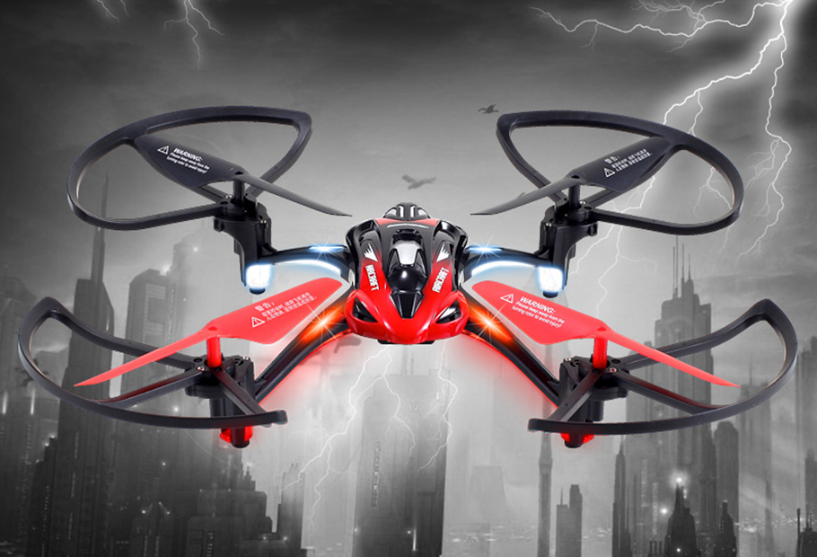 Quadcopter 2,4GHz 6052 mit wifi