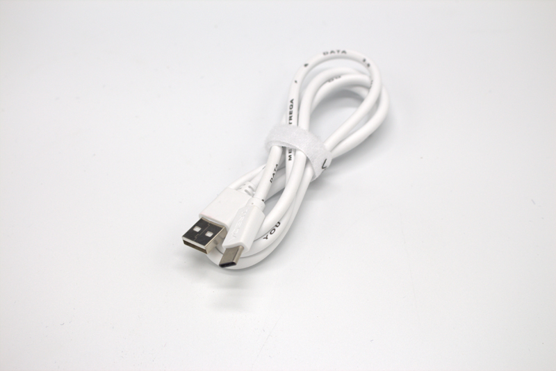 USB 2.0 Charging Cabel Type-C (1 m / Ø 5 mm)
