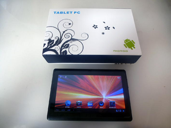 Android Tablet 4G PC 7 Zoll CT-2000