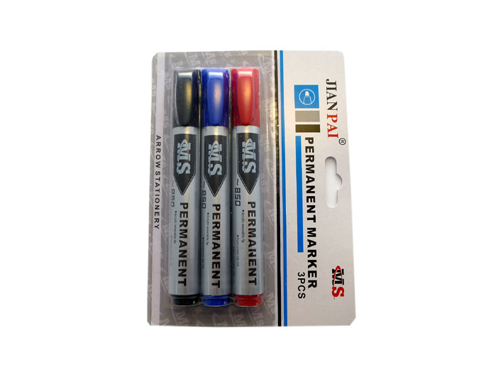 Permant Marker 3er Set