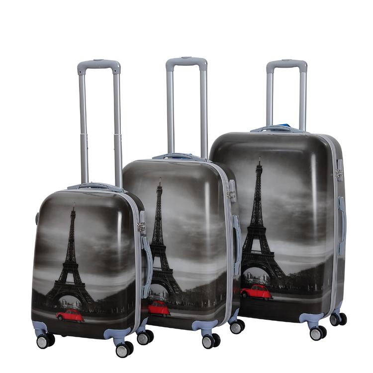 Reisekoffer 3 Carbon