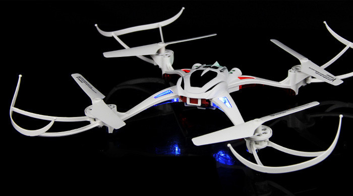Quadrocopter U807 (4-Kanal 2,4GHz HD Kamera)