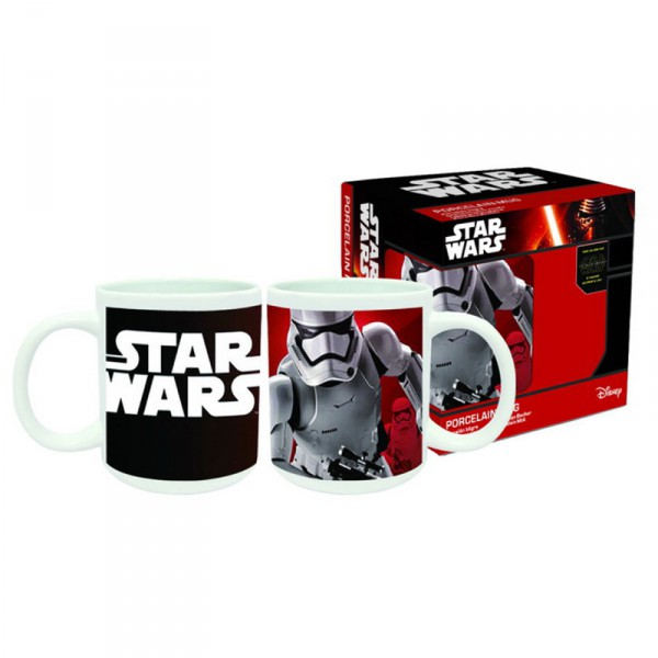 Becher Keramik Star Wars - First Order Stormtrooper