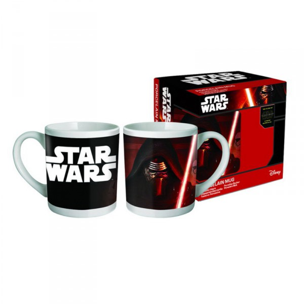 Becher Keramik Star Wars - Kylo Ren