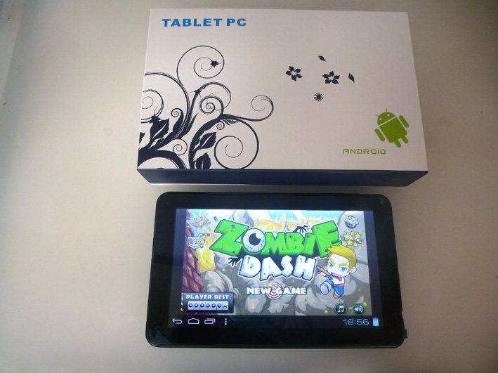 Android Tablet 4G PC 9 Zoll CT-3000