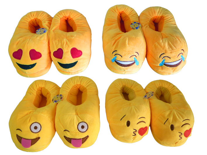 "Smiley Puschen Emoticon "" Mix "", 28cm"